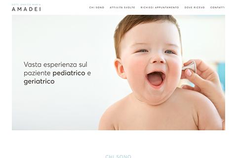 Dott. Amadei Otorino Rimini