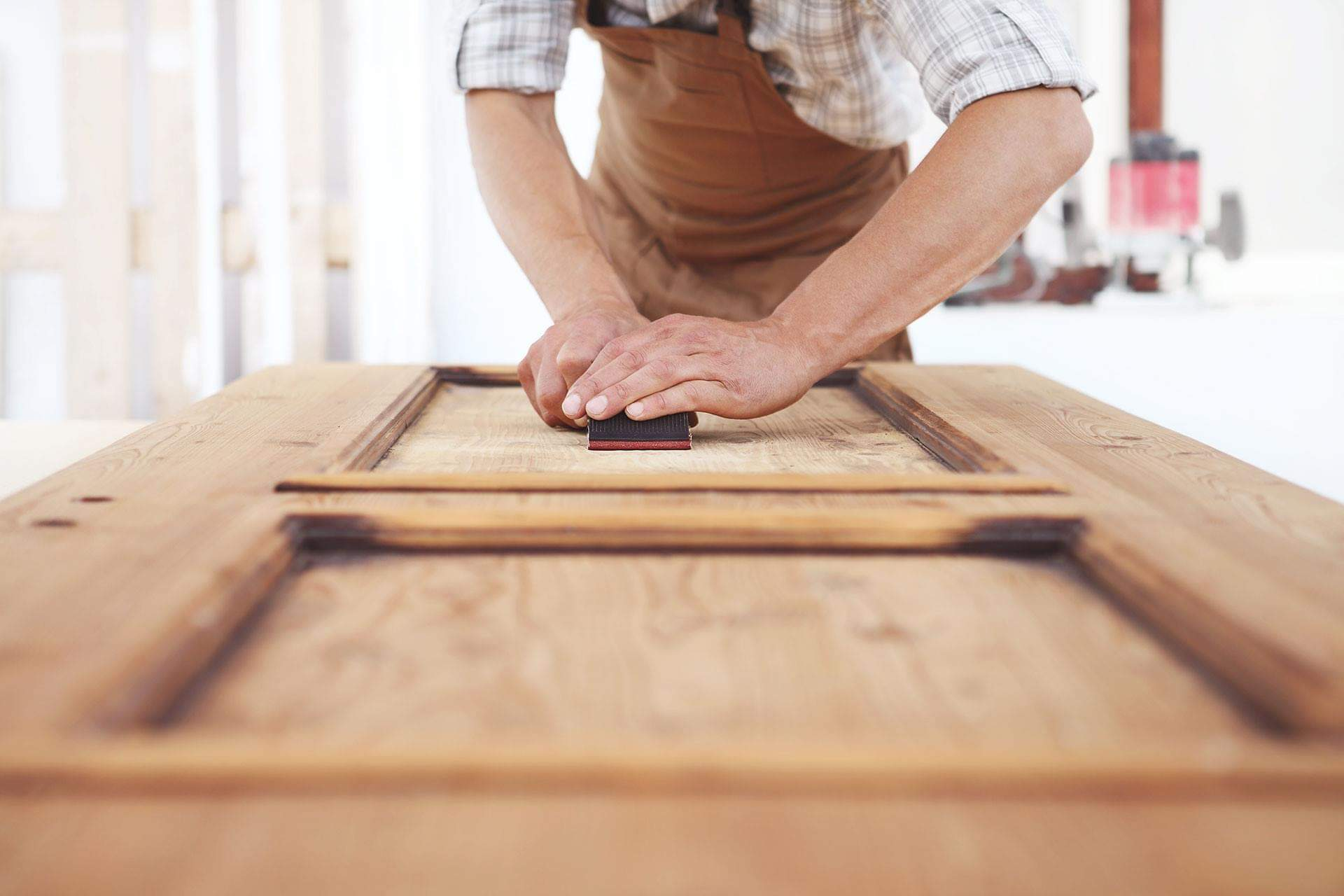 Da legno a PVC