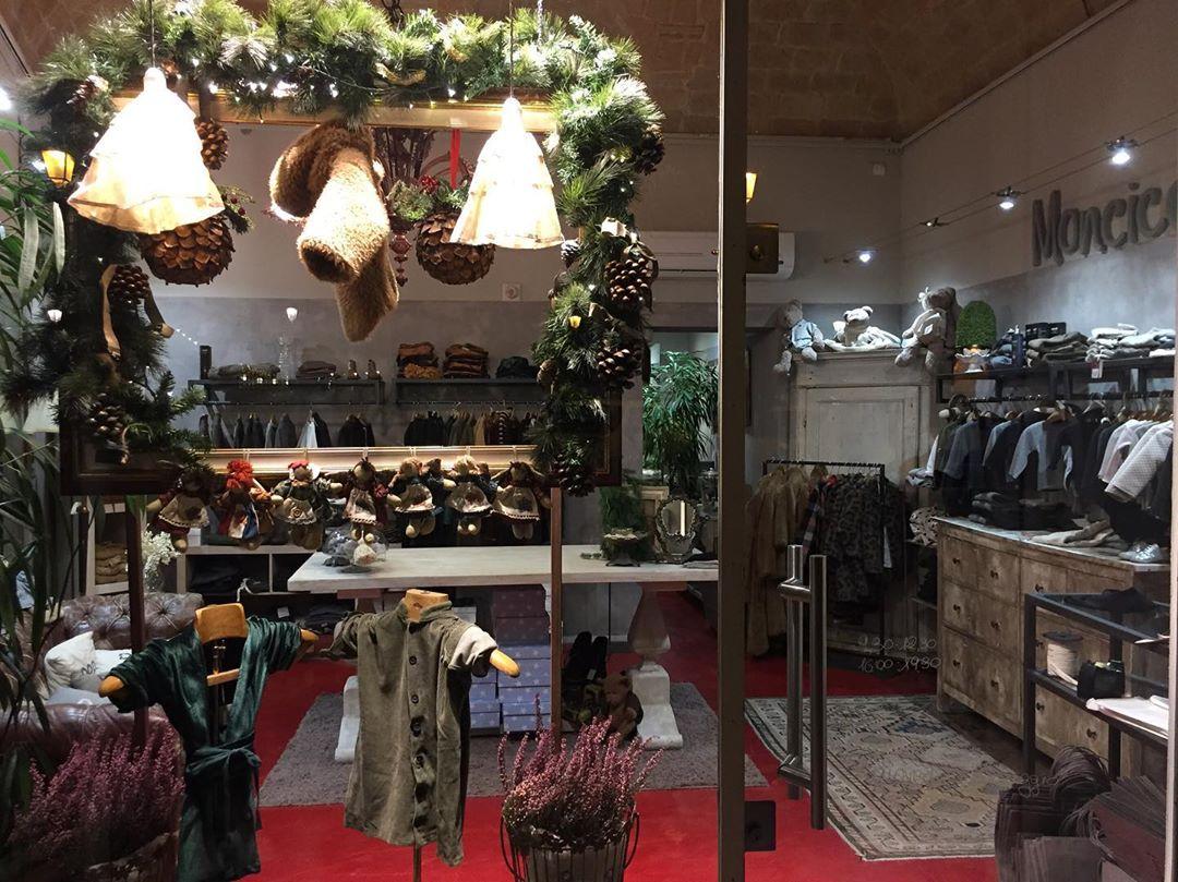 Monciccì, abbigliamento e accessori per bambini, a Forlì