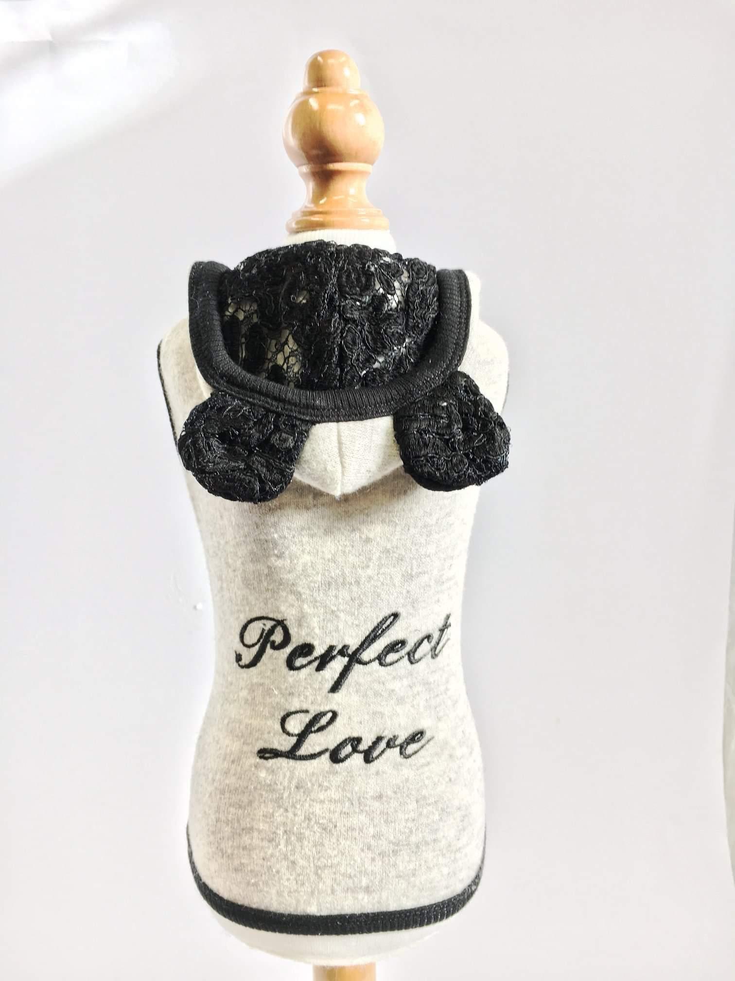 Maglia Grigia Perfect Love