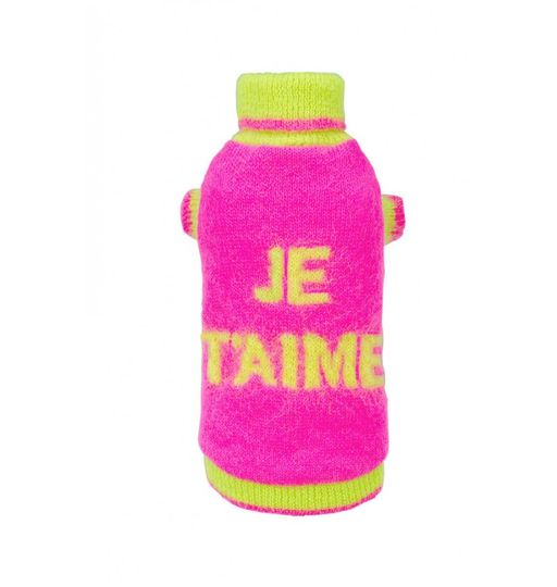 JE T'AIME PULL-M
